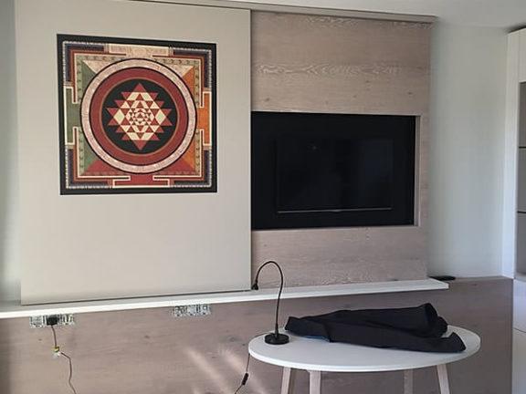 Programmation d'une chambre témoin
